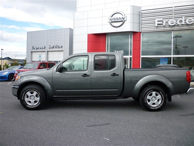 nissan frontier 2007 used for sale and review frederick nissan blog. Black Bedroom Furniture Sets. Home Design Ideas