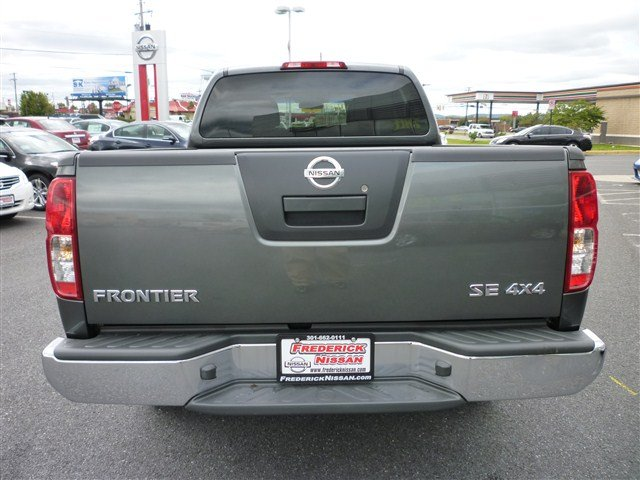 Nissan Frontier Crew Cab Long Bed. 2007 Used Frontier Crew Cab