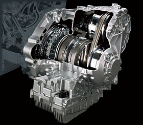 Nissan fuel economy benefits from CVT Transmission - Continuously ...