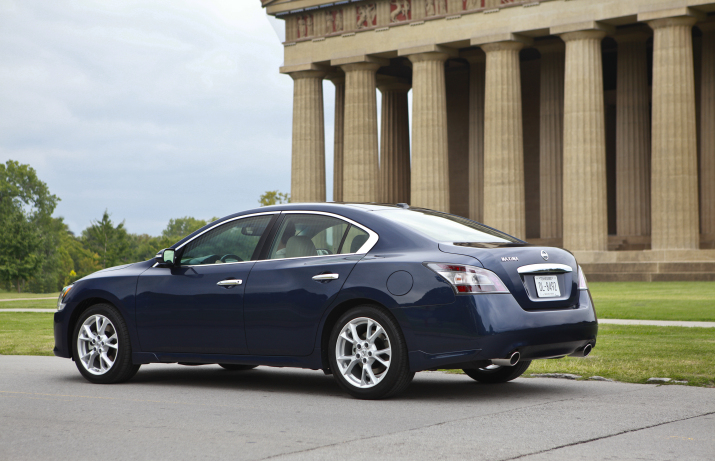 2012 Nissan Maxima Pictures - At Frederick Nissan in MD | Frederick
