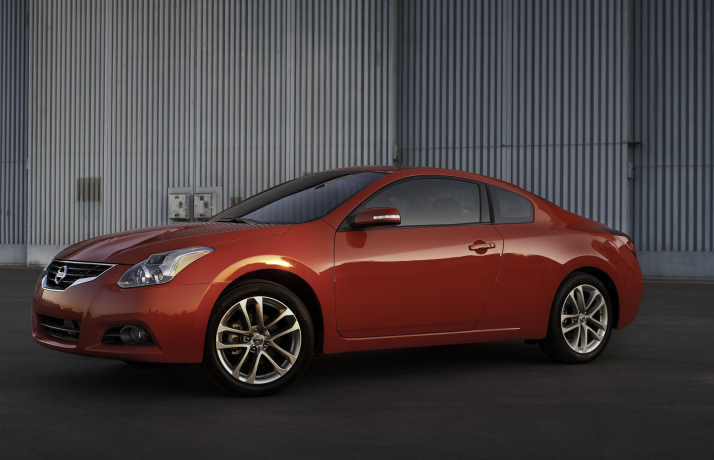 2 Door Altima >> 2012 Nissan Altima Coupe Pictures At Frederick Nissan In Md
